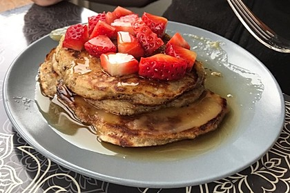 Bananen-Pancakes 16