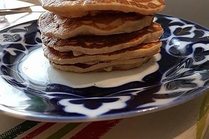 Bananen-Pancakes 17