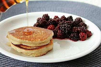 Bananen-Pancakes 1