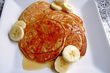 Bananen-Pancakes 3
