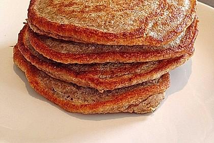 Bananen-Pancakes 11