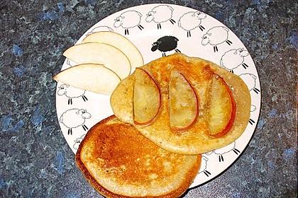 Bananen-Pancakes 15