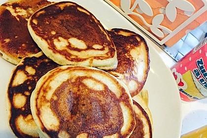 Bananen-Pancakes 26