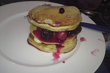 Bananen-Pancakes 20