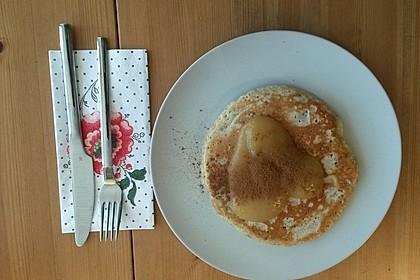 Bananen-Pancakes 29