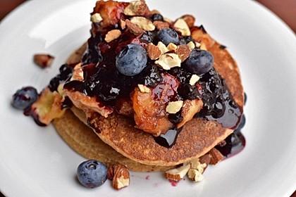 Bananen-Pancakes 5