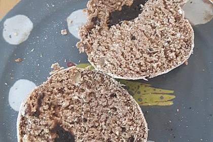 Müslibrötchen oder Müslibrot wie vom Bäcker 3
