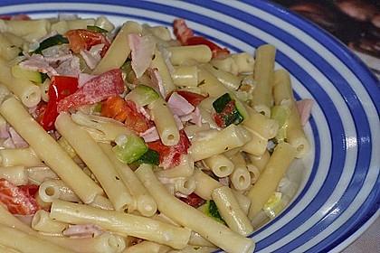Die berühmten Zucchini-Frischkäse-Nudeln 20