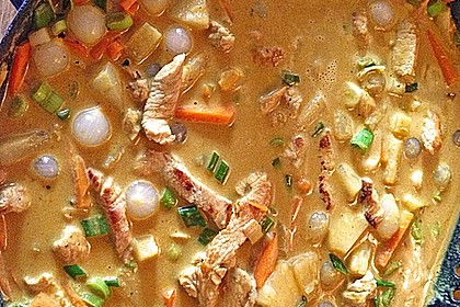 Nevs gelbes Curry 1