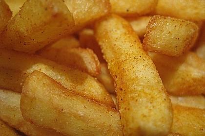 Pommes Frites Gewürzsalz