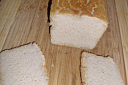 Reisbrot mit Backpulver