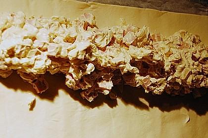 Blätterteig mit Kasseler-Frischkäse Füllung 3