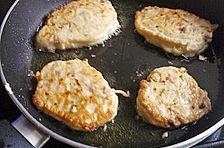 Herzhafte Pancake - Rezept aus den USA