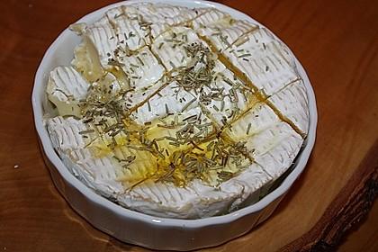 """Camembert """"Fondue"""" 2"""
