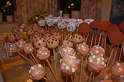 Karamell-Cake Pops 0