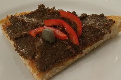 Crostini mit Oliven-Tapenade 2