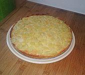 Rhabarberkuchen (Bild)