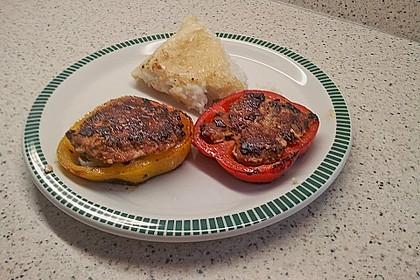 Gefüllte Paprikaringe 10
