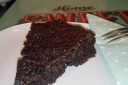 Low Carb Schoko-Brownies 14