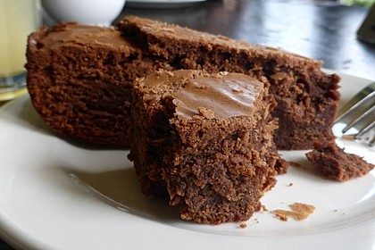 Low Carb Schoko-Brownies 10