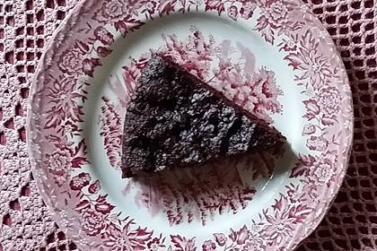 Low Carb Schoko-Brownies 14