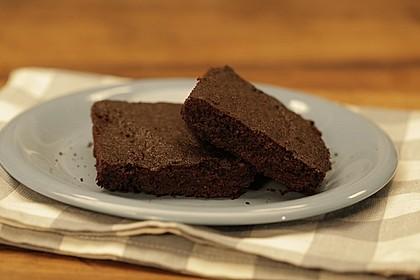 Low Carb Schoko-Brownies 1