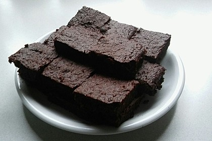 Low Carb Schoko-Brownies 1