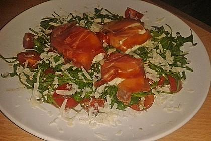 Schinken-Mozzarella Platte 3