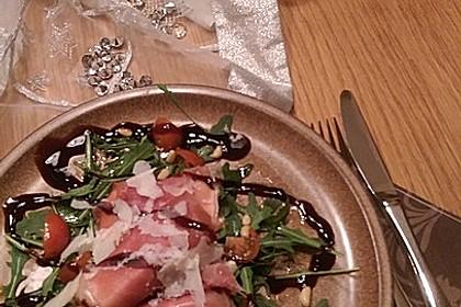 Schinken-Mozzarella Platte 2