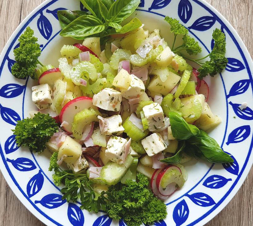 sellerie fenchel feta salat rezept mit bild von smokey1. Black Bedroom Furniture Sets. Home Design Ideas
