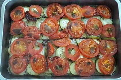 Arabischer Hack-Kartoffel-Tomaten-Auflauf 15