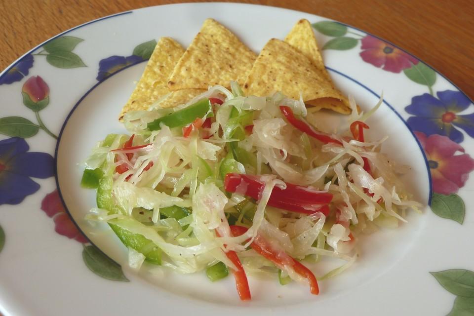 mexikanischer salat la gabi rezept mit bild von gabriele9272. Black Bedroom Furniture Sets. Home Design Ideas