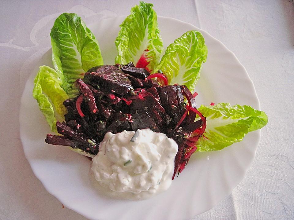 rote beete salat koriander rezepte. Black Bedroom Furniture Sets. Home Design Ideas