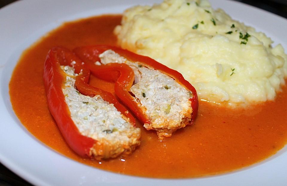 Rezepte paprika kalorienarm