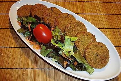 Falafel mit Tahini-Sauce 2