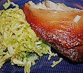 Schweinshaxe bayrisch (Bild)