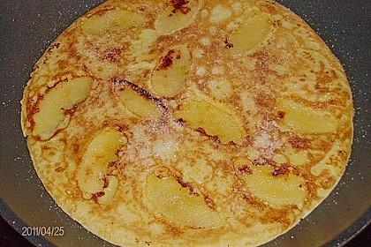 Karamellisierte Apfelpfannkuchen 1