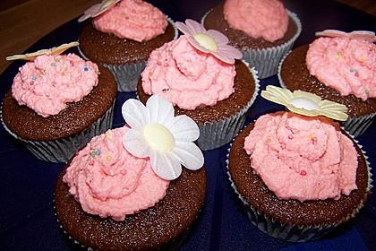 Marshmallow Cupcakes 5