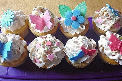 Marshmallow Cupcakes 2