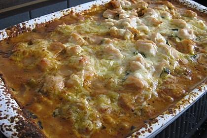 Hähnchen-Kartoffel-Auflauf 9