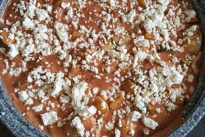 Hähnchen-Kartoffel-Auflauf 16