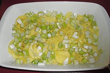 Hähnchen-Kartoffel-Auflauf 13