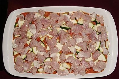 Hähnchen-Kartoffel-Auflauf 14