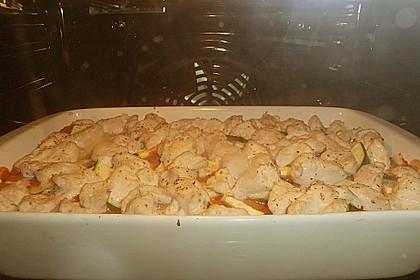 Hähnchen-Kartoffel-Auflauf 12