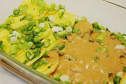 Hähnchen-Kartoffel-Auflauf 4