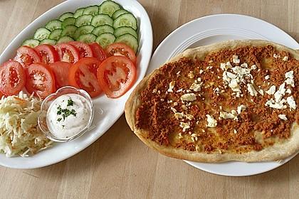 Türkische Pizza 7