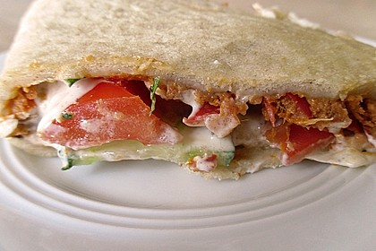 Türkische Pizza 14