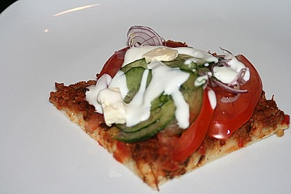 Türkische Pizza 17