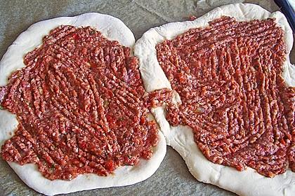 Türkische Pizza 25