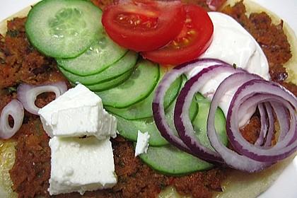 Türkische Pizza 13